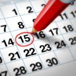 Gebedskalender: bid elke dag voor 3 mensen